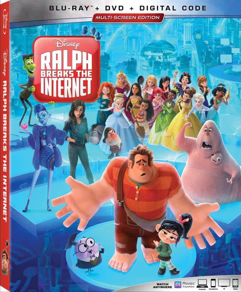 Ralph Breaks the Internet Home Release