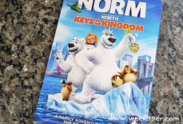 Norm of the north keys to the kingdom review