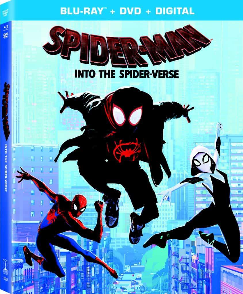 Zoe Kravitz Spider Verse: Spider-Man: Into The Spider-Verse Swings Home In March