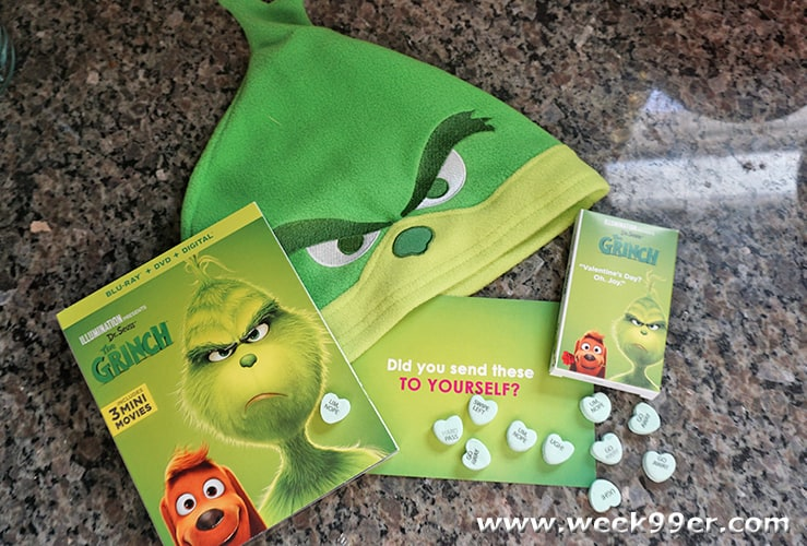The Grinch At Home Release