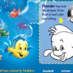 Head Under the Sea with these Little Mermaid Printable Activity Sheets