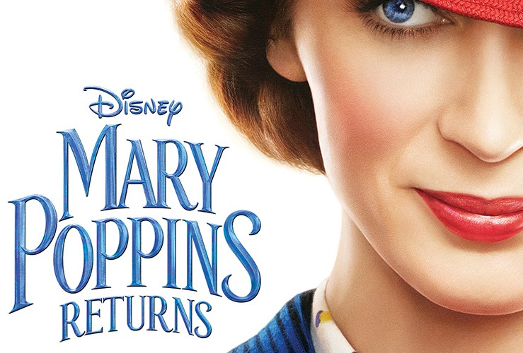 Mary Poppins Returns At Home Release
