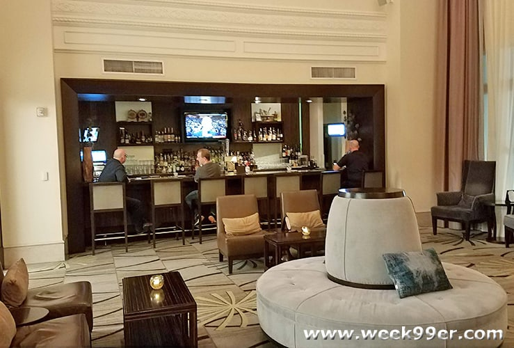 westin book cadillac detroit review