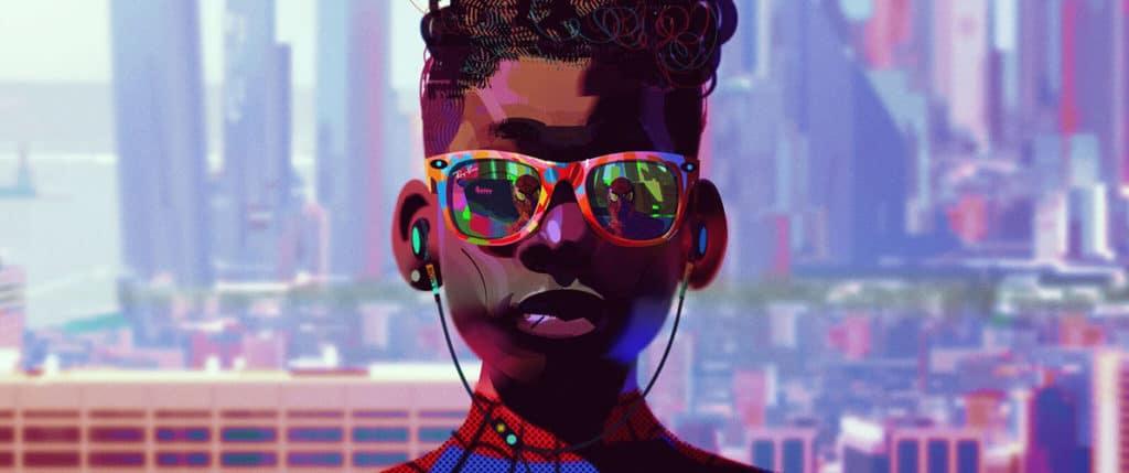 Spider-Verse Concept Art