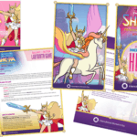 Girls Can Do Anything with She-Ra and International Women's Day #BalanceForBetter