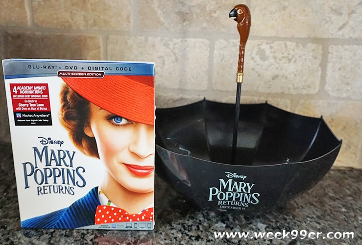 Mary Poppins Returns At Home Release Review