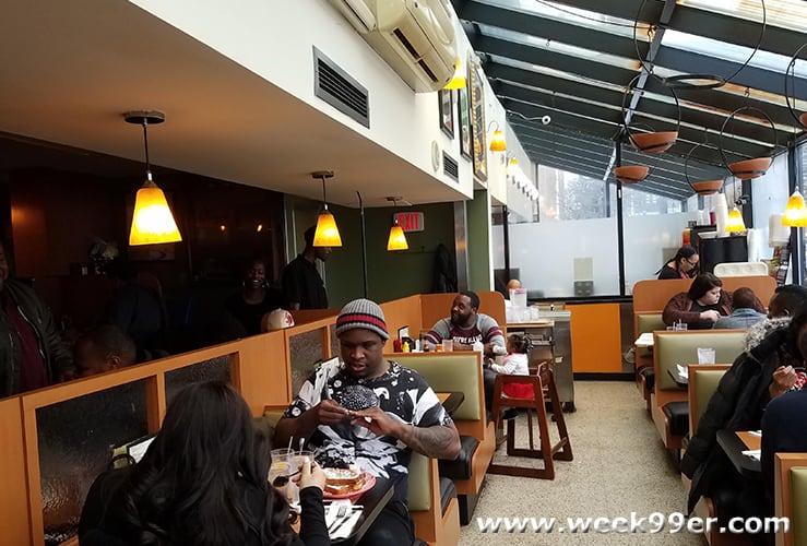 Clique Restaurant Detroit