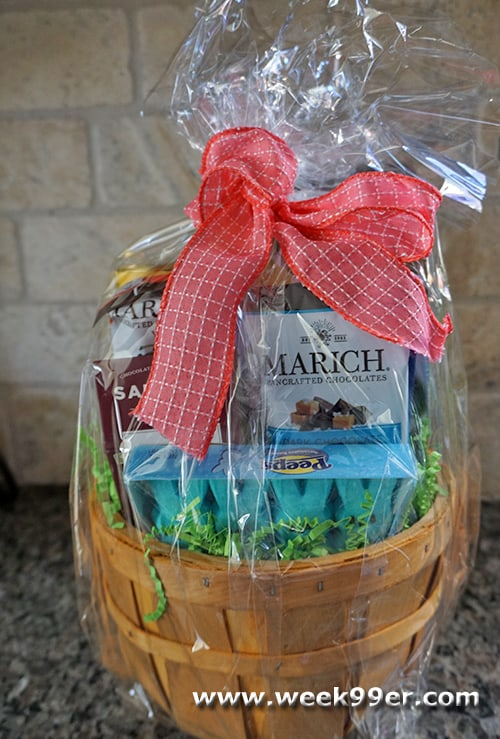 gourmet gift basket easter basket review