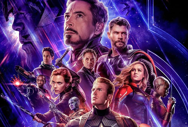 Avengers: End Game Trailer and Poster