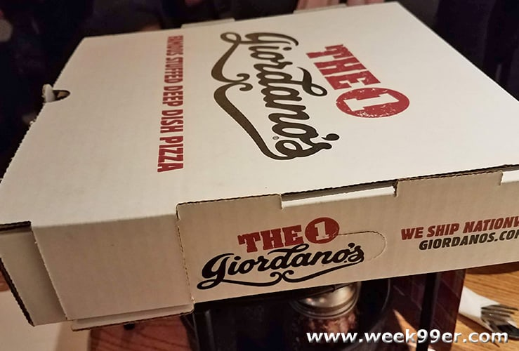 Giordano's Detroit - Chicago Style Pizza