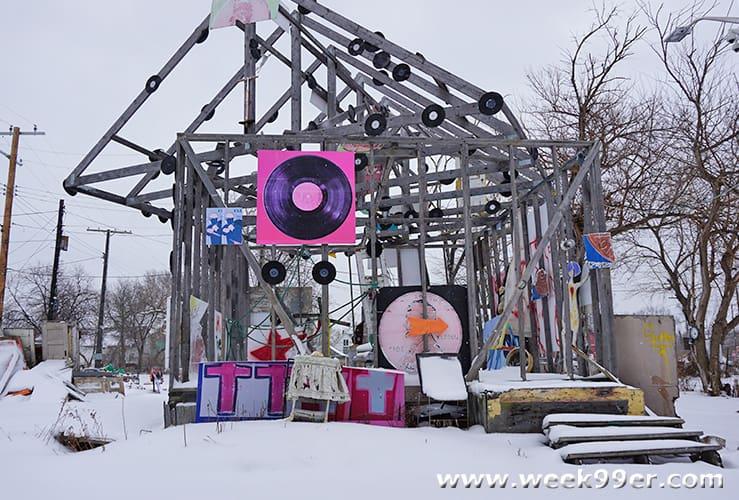 Heidelberg Project Detroit