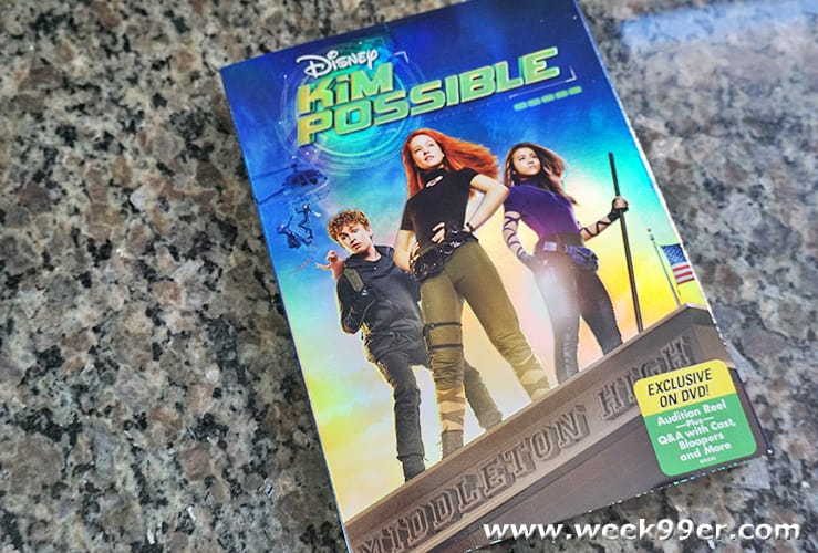 kim possible movie review