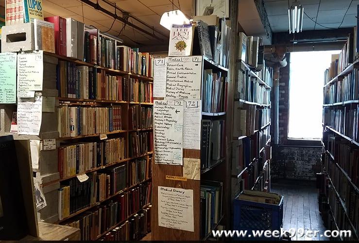 John King Bookstore Detroit