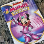 Minnie Mouse Rocks Out in Minnie: Bow Be Mine