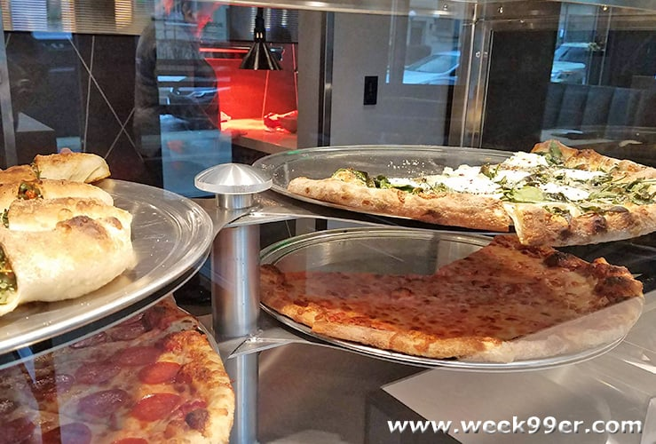 Mootz Pizzeria Detroit New York Style Pizza in Detroit