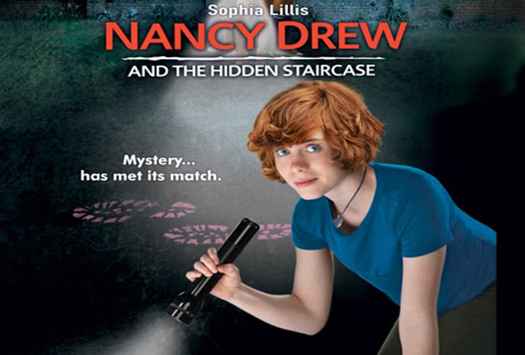 Nancy Drew and the Hidden Staircase Prize Pack Giveaway