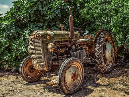 Machines Used On Farms Today