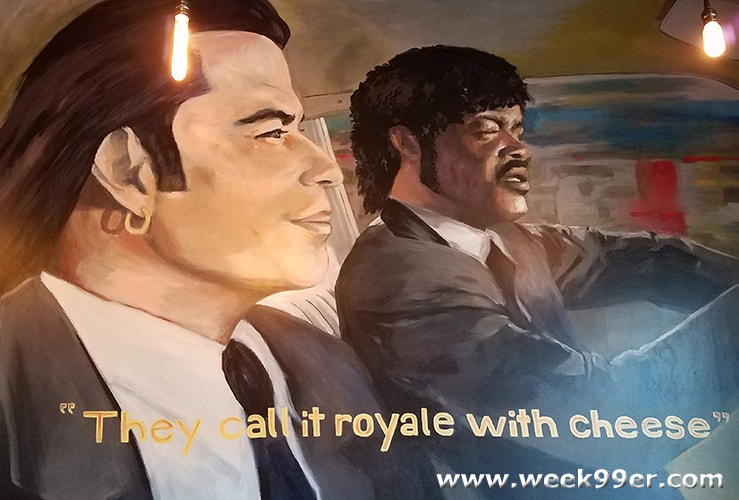 Royale with Cheese Detroit