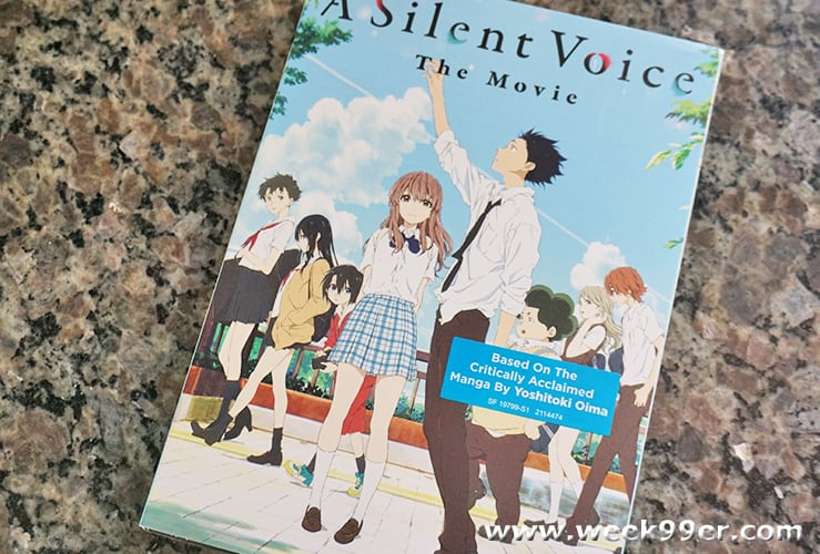 silent voice the movie review
