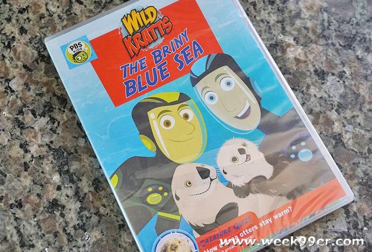 wild kratts the briny blue sea review