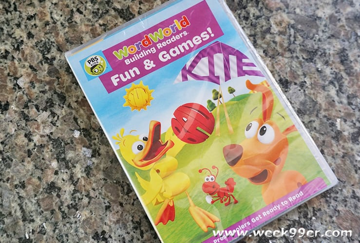word world Fun and Games review