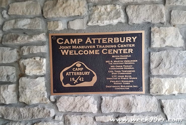 Camp Atterbury Franklin Indiana