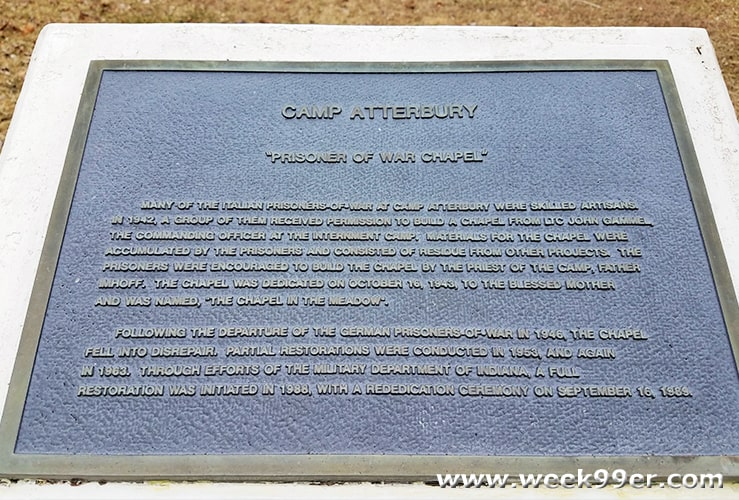Camp Atterbury Franklin Indiana