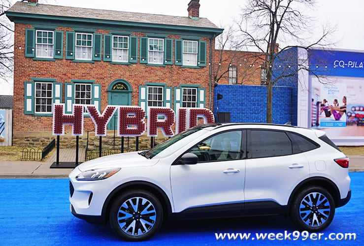 2020 Ford Escape Review