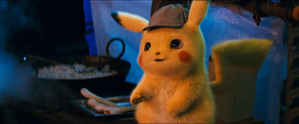 Meet Detective Pikachu at MI Earth Day Fest