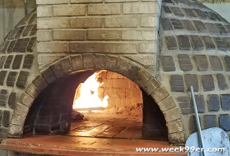 Richard's Brick Oven Franklin Indiana
