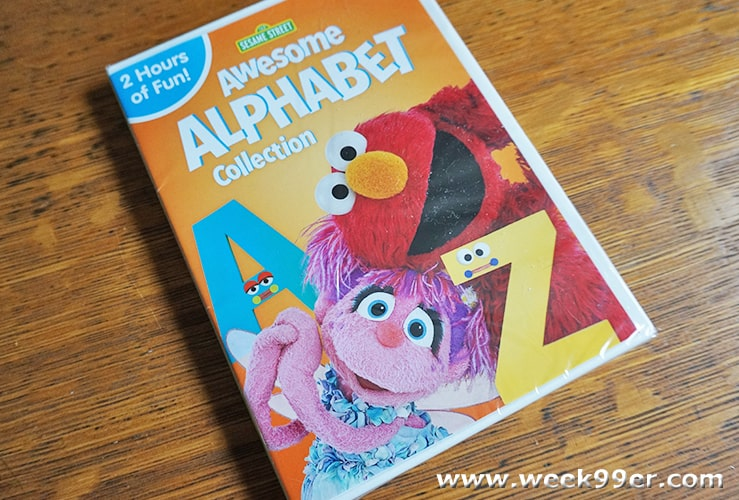 sesame street Awesome Alphabet Collection Review