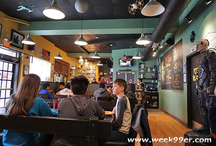 flying Saucer Salem Mass Review
