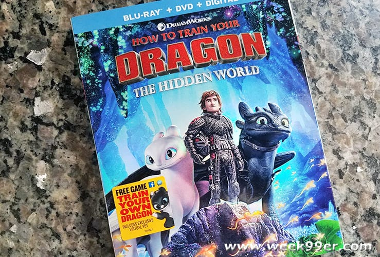 How to Train Your Dragon The Hidden World At Home Release review