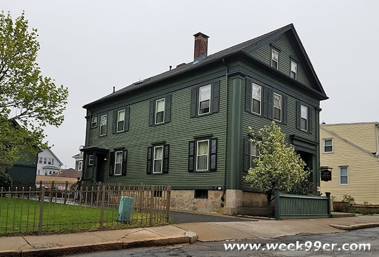 Lizzie Borden House Tour Review