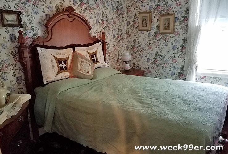 Lizzie Borden House Tour Review