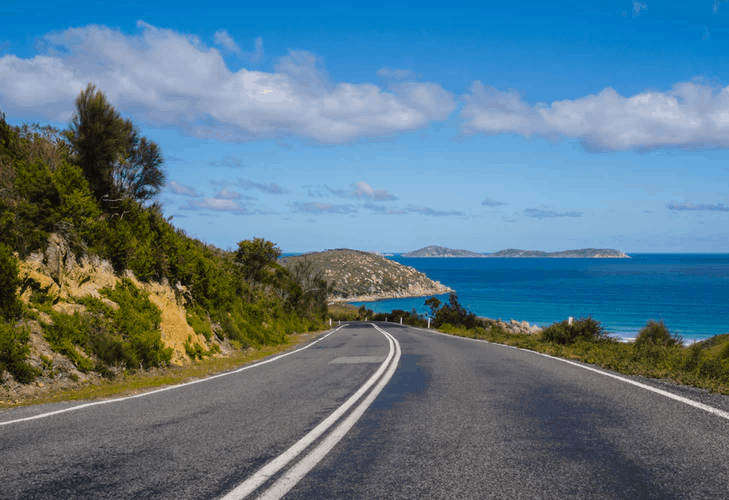 planning a safe road trip