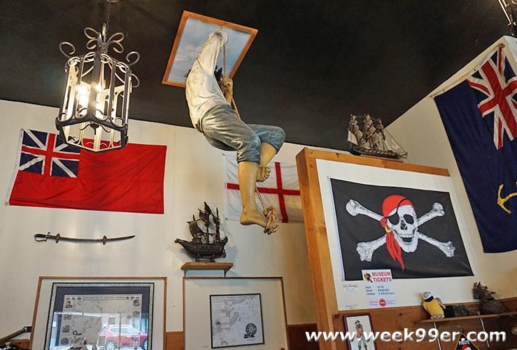Pirates Museum Salem Mass Review