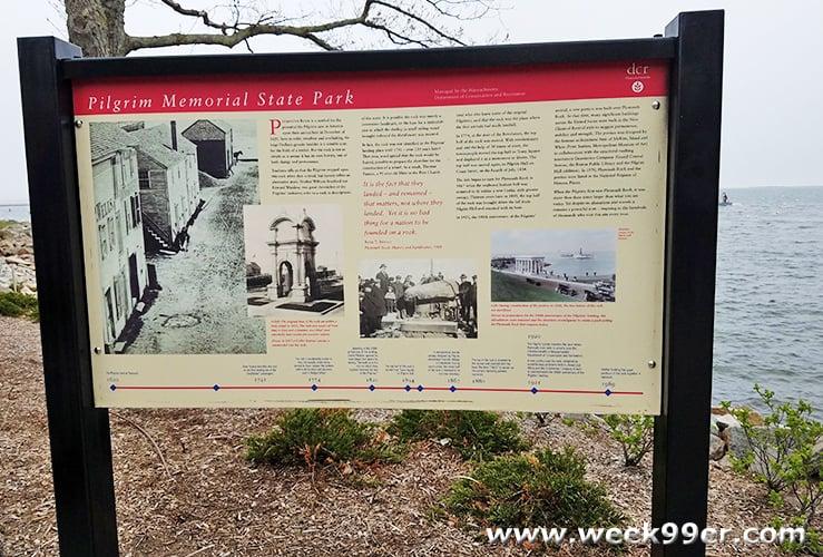 Plymouth Rock Pilgrim Memorial State Park