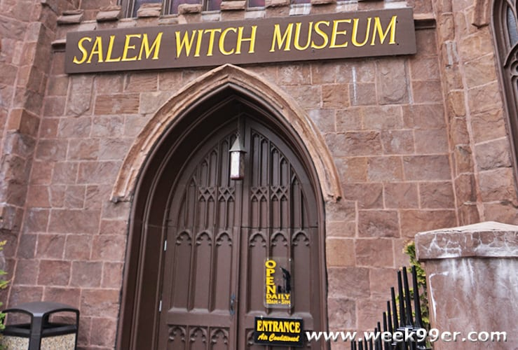 Salem Witch Museum Review