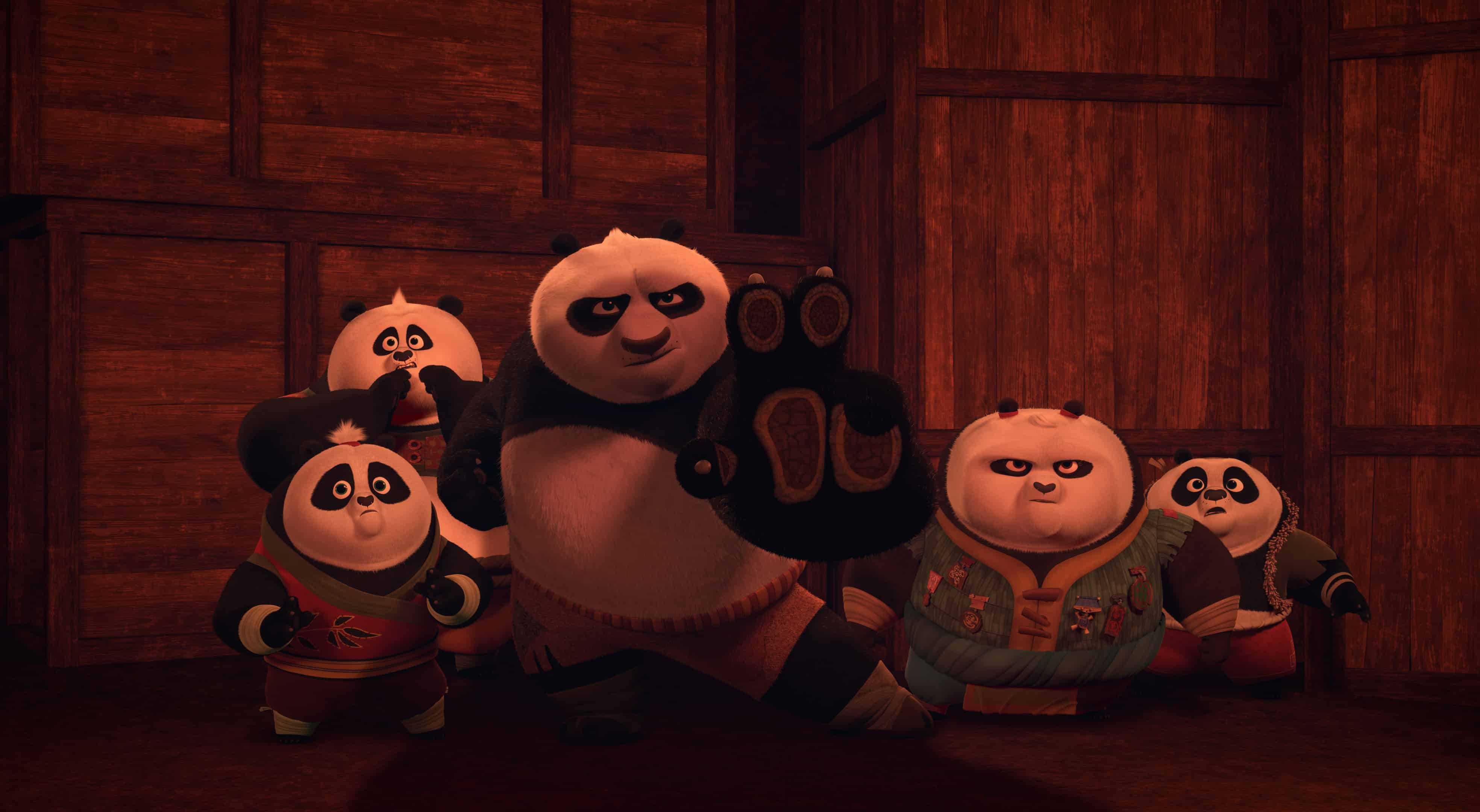 The Dreamworks Kung Fu Panda The Paws Of Destiny Season 2 Trailer Is Here