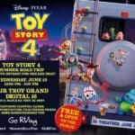 Visit the Toy Story 4 Summer Road Trip RV Next Week!