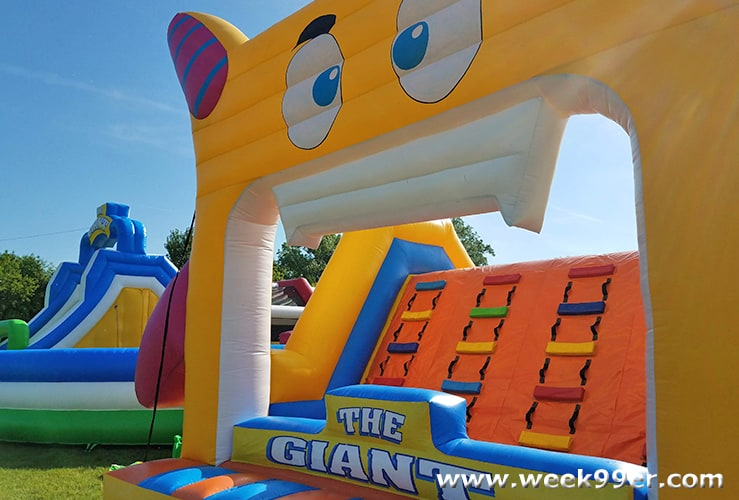 The Big Bounce America in Detroit