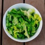 How to Clean and Store Lettuces and Leafy Greens