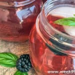 Blackberry Iced Tea in your Instant Pot
