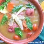 Garden Vegetable Soup in Your Instant Pot