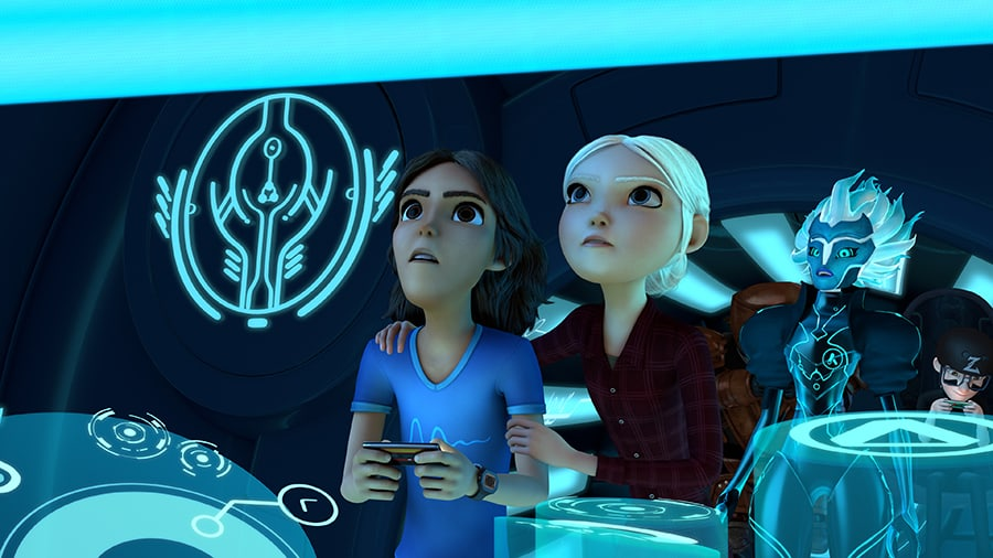 3Below Season 2 Trailer
