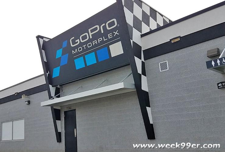 GoPro Motorplex Moorseville