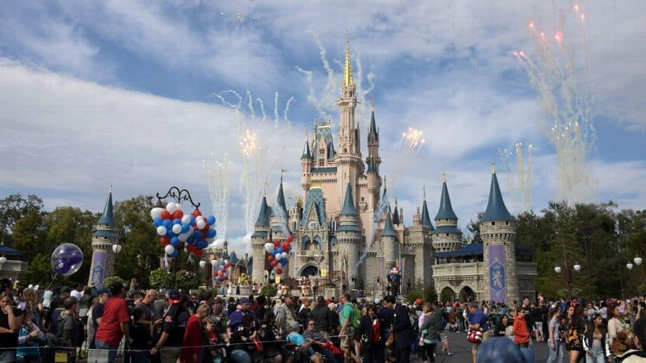 Win a night in Cinderella's Castle at Disney