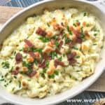 Loaded Cauliflower Au Gratin – The Perfect Side Dish!