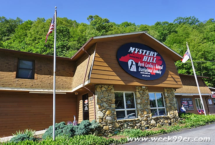 Mystery Hill Blowing Rock Review